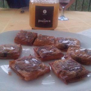 Torta Canela y Miel